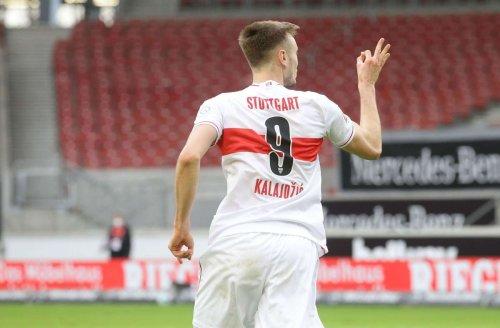 Angreifer vom VfB Stuttgart: Sasa Kalajdzic stellt den nächsten Tor-Rekord auf