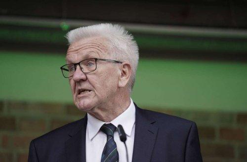 Baden-Württemberg: Kretschmann verteidigt Haushaltsentwurf gegen Kritik der SPD