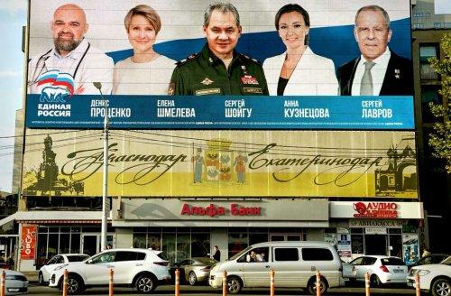 Duma-Wahl in Russland: Eine vorgegaukelte Wahl