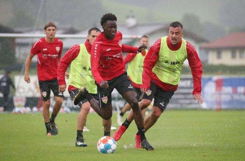 VfB Stuttgart News: VfB II ohne Quintett, aber mit Ahamada in Balingen
