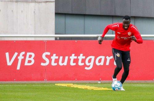 Vor Partie gegen 1. FC Union Berlin: VfB-Wochenstart mit einem lächelnden Silas Katompa