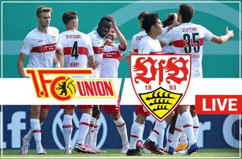 VfB Stuttgart bei Union Berlin: Das Spiel im Liveticker