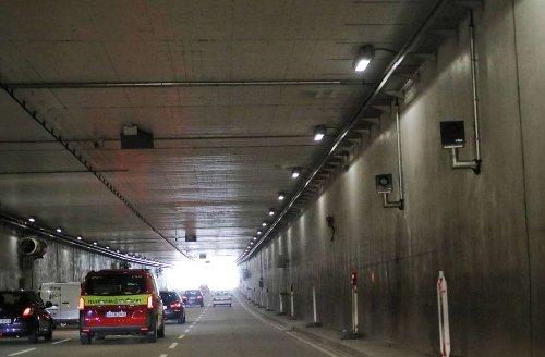 Verkehrsüberwachung in Stuttgart: Neue Blitzer im Tunnel blitzen noch nicht