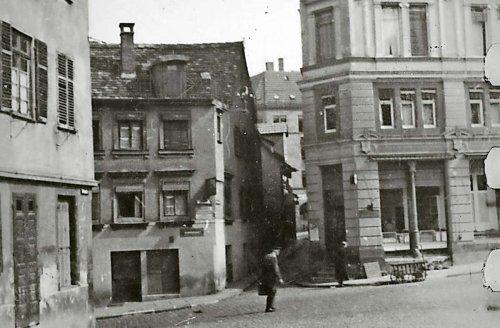 Geschichte des Hauses Katharinenstraße 35: Drei Tage vorher wurden sie deportiert