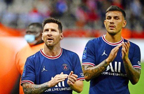 Ärger nach Auswechslung: Lionel Messi verweigert Handschlag