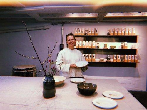 Ausgecheckt in Stuttgart-West: Zu Gast bei Grasler Tee und Keramik
