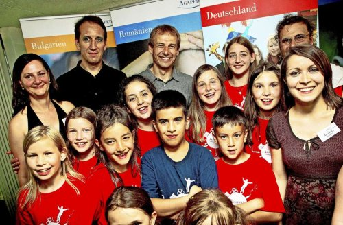 Agapedia in Esslingen: Klinsmanns Kinderzentrum wird 25