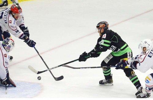 Play-offs im Eishockey: Bietigheim Steelers sind wieder im Rennen
