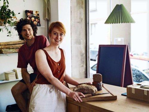 Bäckerei im Lehenviertel in Stuttgart: Puristische Brotboutique eröffnet im Lehen