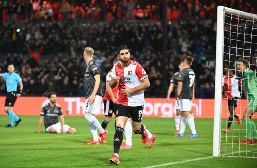 Conference League: Union Berlin verliert in Rotterdam - Bitteres 1:3 bei Feyenoord