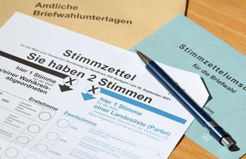 Bundestagswahl 2021: So hat Böblingen gewählt