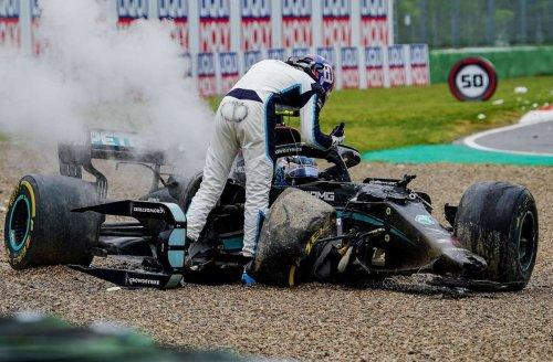 Formel 1 in Imola: Nächstes Fiasko für Vettel - Verstappen gewinnt Chaos-Rennen