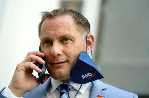 Tino Chrupalla: AfD-Co-Parteichef auf Mission in Moskau