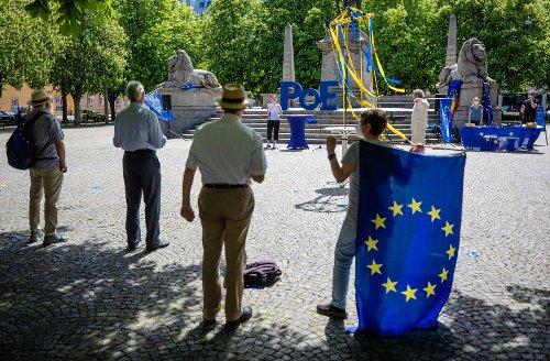 Pulse of Europe in Stuttgart: Was sich Europaanhänger von Europa wünschen