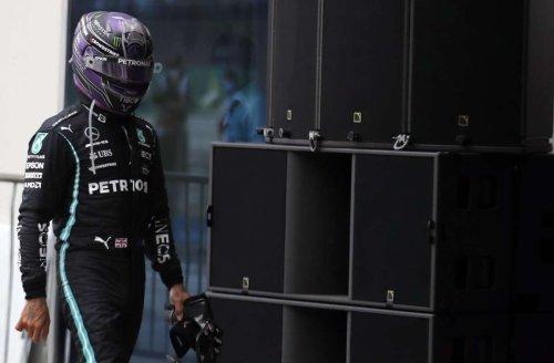 """Pressestimmen zur Formel 1: """"Lewis Hamilton kann seinen Frust nicht verbergen"""""""