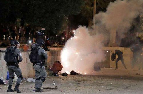Jerusalem: Mehr als 200 Verletzte bei Auseinandersetzungen