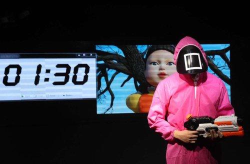 """Streaming-Erfolg """"Squid Game"""": Netflix beziffert Wert der Serie auf 900 Millionen Dollar"""
