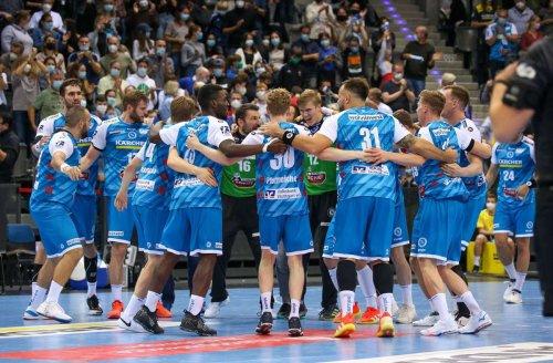 Handball-Bundesliga: TVB Stuttgart kämpft sich zum Derby-Sieg gegen Balingen