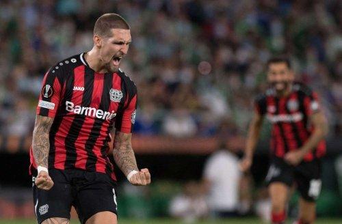 Europa League: Bayer Leverkusen verteidigt Tabellenführung mit 1:1 in Sevilla
