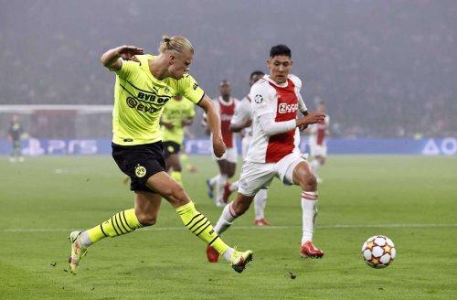 Borussia Dortmund bei Ajax Amsterdam: Historische Abreibung – BVB versinkt im Ajax-Wirbel