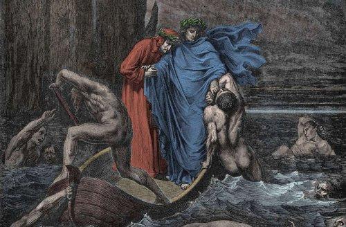 Serie Dante lesen (8): Wenn Sünder rotsehen