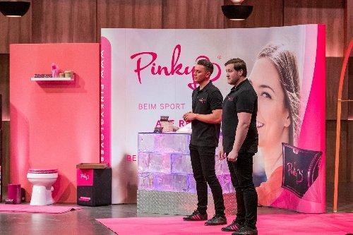"""Aus für DHDL-Produkt """"Pinky""""! Gründer schmeißen nach heftiger Kritik hin"""
