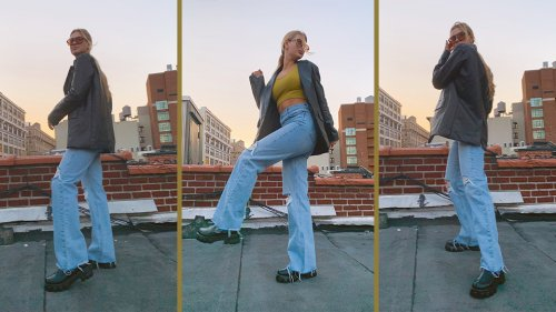 I Tried Styling Flared Jeans & Fell In Love With These 4 Pairs