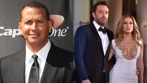 A-Rod Just Got Trolled by a Fan Who Said J-Lo 'Left' Him For Ben Affleck—See How He Responded