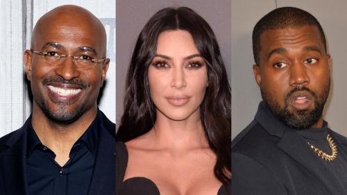 Van Jones Just Responded to Rumors He Dated Kim Kardashian After Her Divorce From Kanye