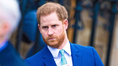 Prince Harry Is Back in California After Philip's Funeral & Will Miss the Queen's Birthday