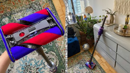 Dyson's New Omni-Glide Vacuum Makes Apartment Life A Thousand Times Better