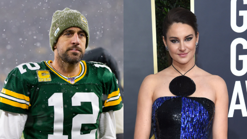 Aaron Just Hinted at His NFL Retirement After Shailene Shaded the Packers For 'Disrespecting' Him