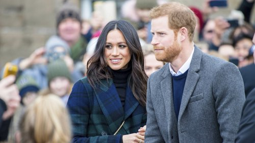Harry & Meghan Considered Moving to This Country Instead of America After Leaving the Royals