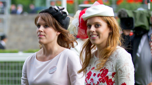 Here's Why Princess Beatrice's Baby Will Have a Royal Title—But Princess Eugenie's Son Won't