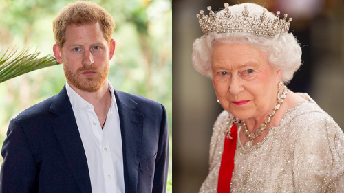 Prince Harry Just Responded to Rumors He's Releasing Another Tell-All After the Queen Dies
