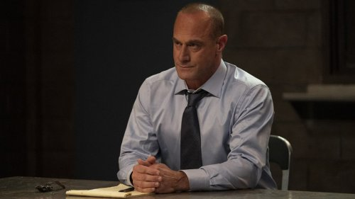 Here's the Real Reason Christopher Meloni Left 'Law & Order'—& Why He Came Back