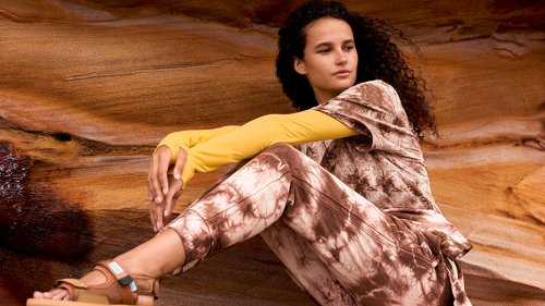 Lululemon's Earth Dye Collection Just Made Tie-Dye Cool Again