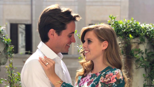 Princess Beatrice Just Gave Birth to a Baby Girl—Here Are the Chances She'll Be Named After a Royal