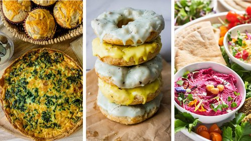 21 Easy Brunch Recipes Even Mediocre Chefs Can Master