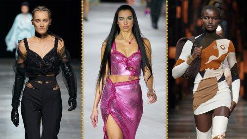 35 Milan Fashion Week SS22 Looks That Aren't Just Fendace