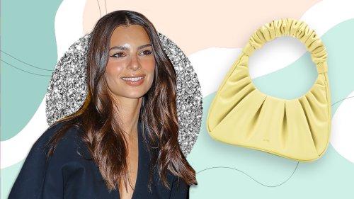 Emily Ratajkowski Won't Stop Wearing This $79 Handbag
