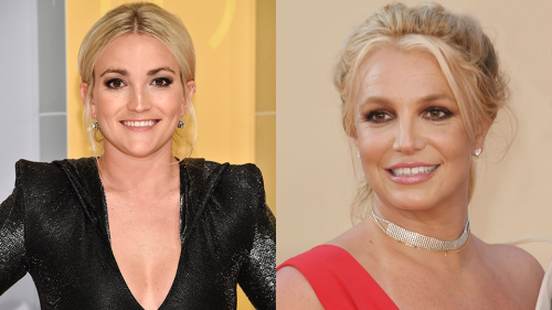 Jamie Lynn Spears Just Subtly Reacted to Britney Saying She Wants to 'Sue' Her 'Family' at Her Court Hearing