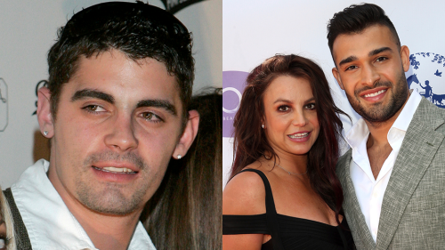 Britney's Ex-Husband Thinks Her Engagement Is Fake & Hints His Suspicion of Her New Fiancé