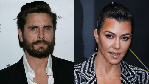 Kourtney & Scott Just Revealed Whether They've Secretly Had Sex Since Their Breakup