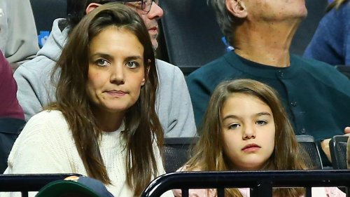 Katie Holmes Shared a Rare Photo of Suri For Her 15th Birthday & She's Grown Up So Much