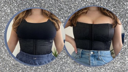 TikTokers Are Styling This $20 Waist Cincher From Target As A Corset