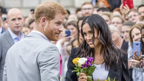 Harry & Meghan Just Shared Their 1st Photo of Lilibet 2 Months After Her Birth