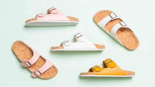 5 Pairs of Comfy & Casual Sandals That You Need This Summer
