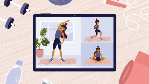 15 Free Online Workouts You Can Do At Home Or Anywhere Else