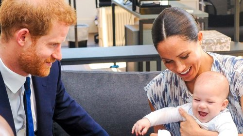 Harry & Meghan Might Bring Archie & Lilibet to the UK for Christmas—It's What the Queen 'Wants'